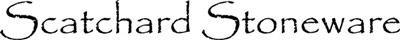 Scatchard Stoneware logo