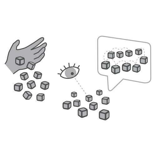 RORYS STORY CUBES STAR WARS (6) ML