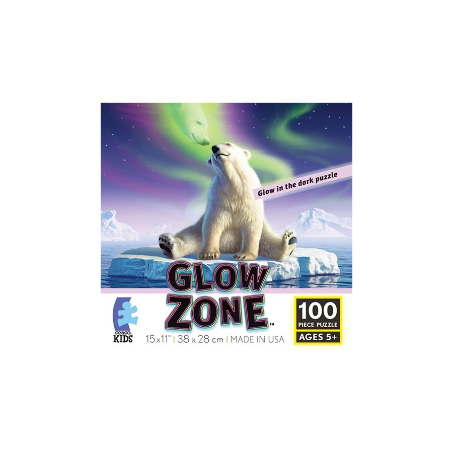 GLOW ZONE 100 PCS. (6) *SD*