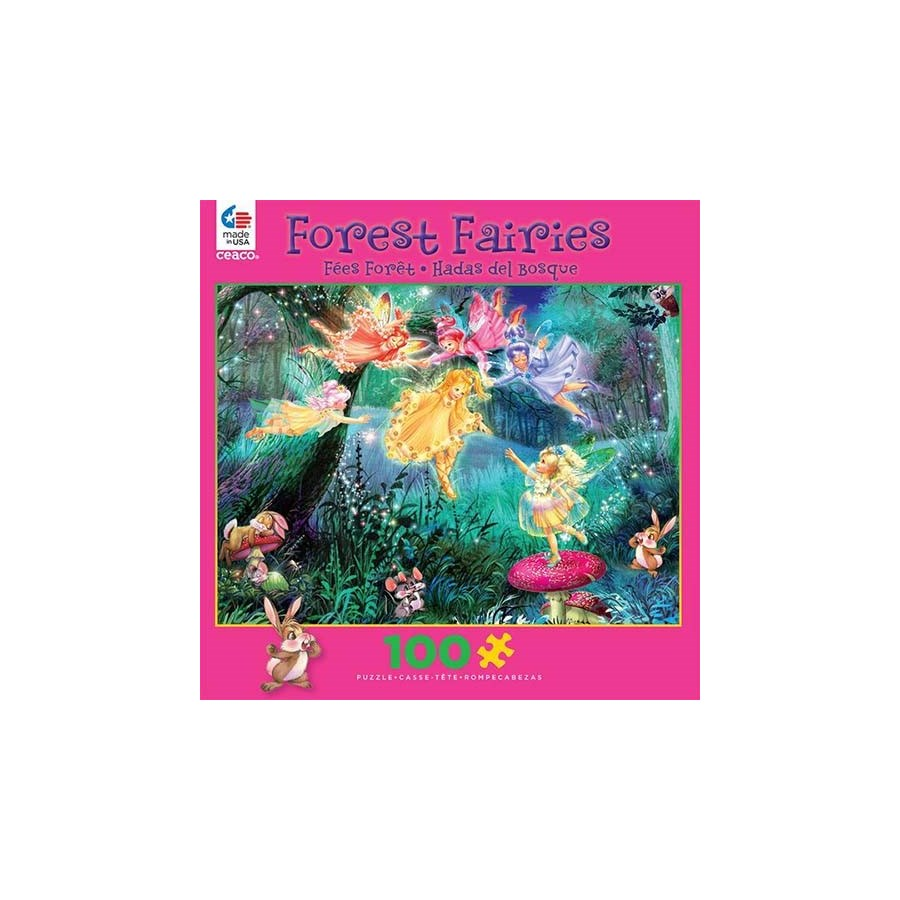 FOREST FAIRIES 100PCS.(6)