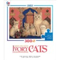 IVORY CATS 300PCS. OVERSIZE (6) *SD*