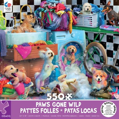 PAWS GONE WILD 550PCS. ASST. (6)