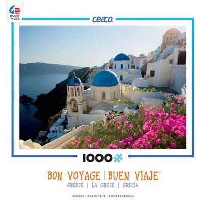 BON VOYAGE - TRAVEL PHOTOGRAPHS 1000PCS. (6) *SD*