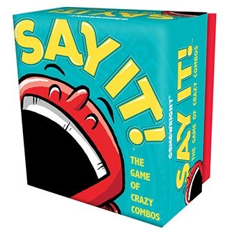SAY IT!  (8)*SD*