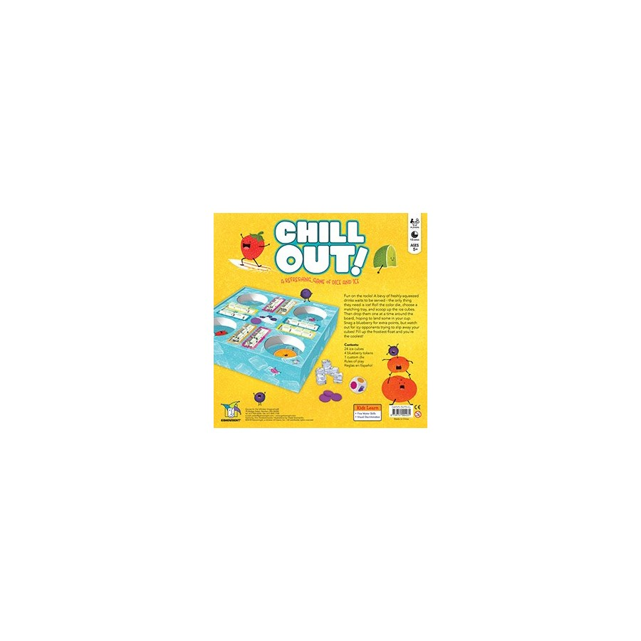 CHILL OUT  (6)