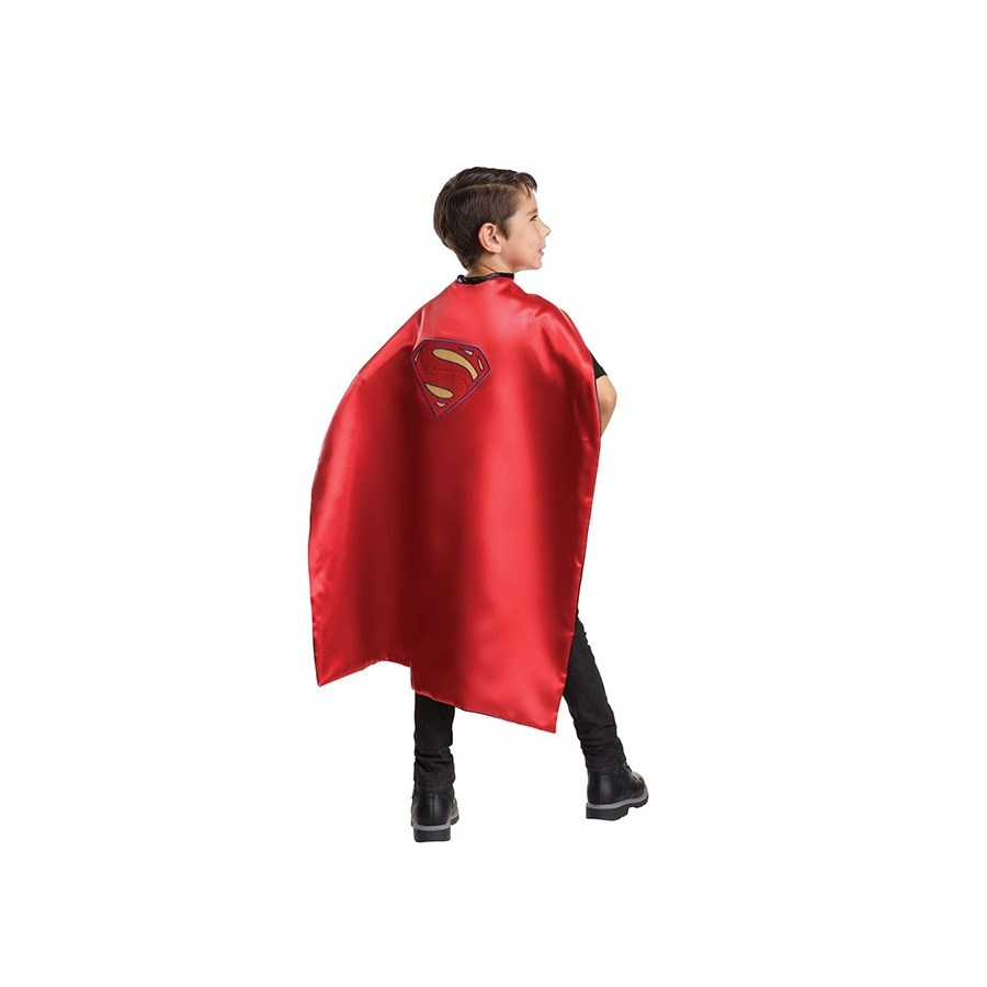 2-1 BATMAN / SUPERMAN REVERSIBLE CAPE (4)