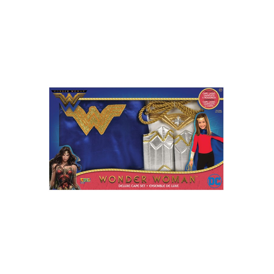 WONDERWOMEN BOXED SET (4)