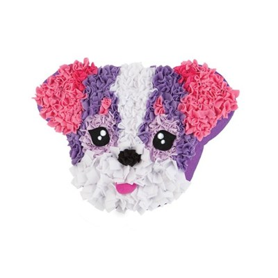 PLUSHCRAFT™ PUPPY LOVE PILLOW (6) BL