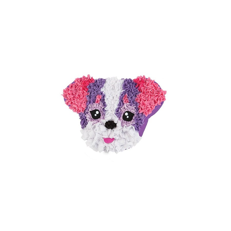 PLUSHCRAFT™ PUPPY LOVE PILLOW (6) BL *D*