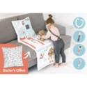 PILLOW PLAYSET - DOCTOR 5PC (3) BL
