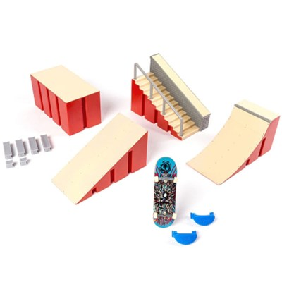 TECH DECK STARTER KIT ASST (3) *FALL2018*