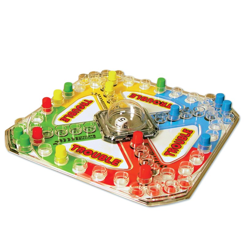 CLASSIC TROUBLE (6)