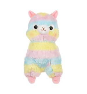 "AMUSE - RAINBOW ALPACA 20""  (8) ML"
