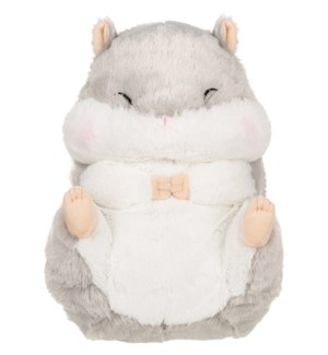 "AMUSE - SMILEY HAMSTER BACKPACK 13.5"" (6) ML"