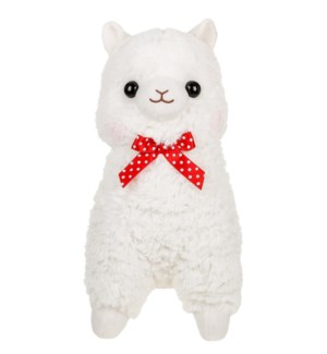 "AMUSE - WHITE ALPACA 13.5"" (6) ML"