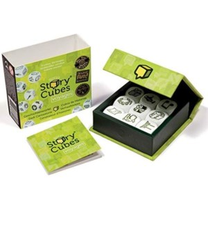 RORYS STORY CUBES VOYAGE W/DISP.(12)*ML*