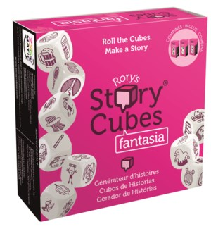 RORYS STORY CUBES FANTASIA (12) ML