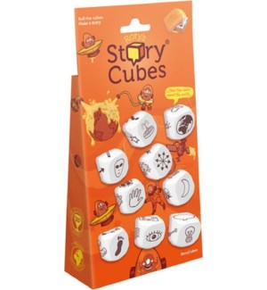 RORY'S STORY CUBES PEGABLE BLAST (8) ML
