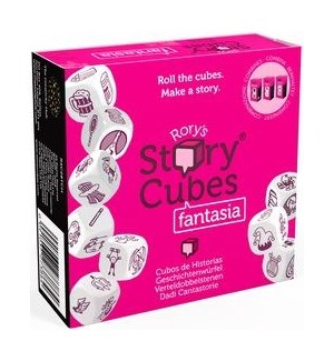 RORYS STORY CUBES FANTASIA (12)*ML*
