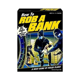 HOW TO ROB A BANK (4)*SD*