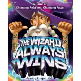 THE WIZARD ALWAYS WINS (4)*SD*