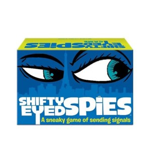 SHIFTY EYED SPIES (4)*SD*