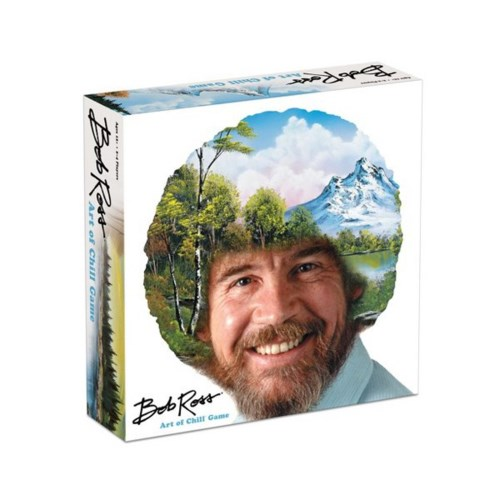 BOB ROSS GAME (4)*SD*
