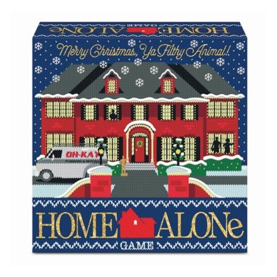 HOME ALONE GAME (4)