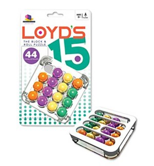 LOYDS 15 W/DISPLAY (8)