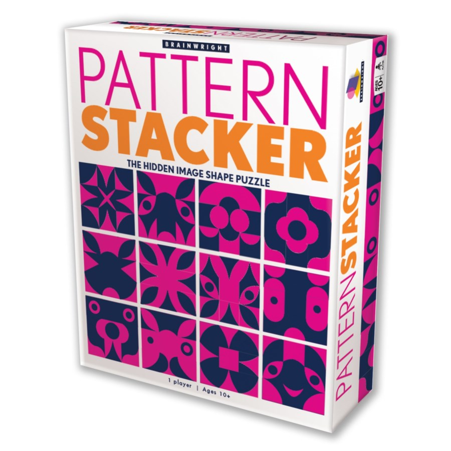 PATTERN STACKER (6) *SD*