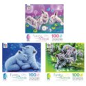 FURRY FRIENDS 100PCS.(6) *SD*