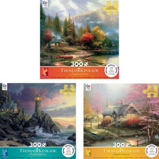 THOMAS KINKADE INSPIRATIONS 300PCS.(6)