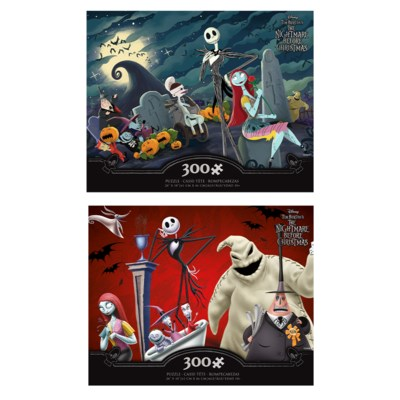 NIGHTMARE BEFORE CHRISTMAS 300PC (6)
