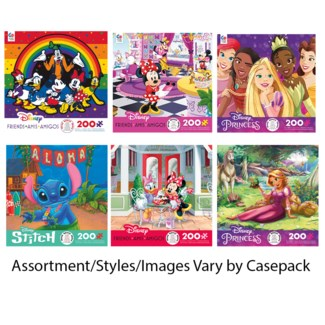 200PC DISNEY FRIENDS(6)