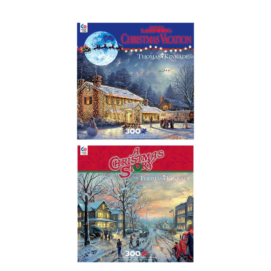 300PC TK HOLIDAY MOVIES ASST (6) BL