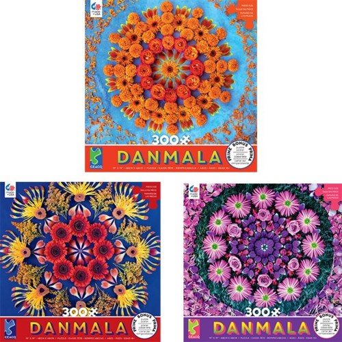 OVERSIZED DANMALA ASSORTMENT 300 PIECE (6)