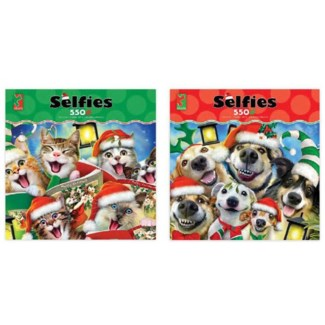 SELFIES HOLIDAY VERSION 550PC (6)*HOLIDAY*