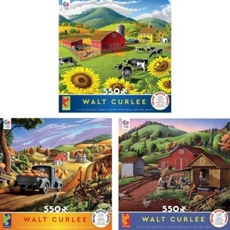 WALT CURLEE ASSORTMENT 550 PIECE (6)