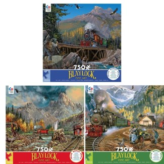 750PC BLAYLOCK FINE ART (6)