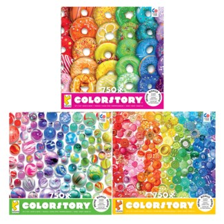 COLOR STORY ASSORTMENT 750 PIECE (6)*SPRING19*
