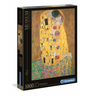 1000PC MUSEUM - KLMIT - THE KISS (2) ML