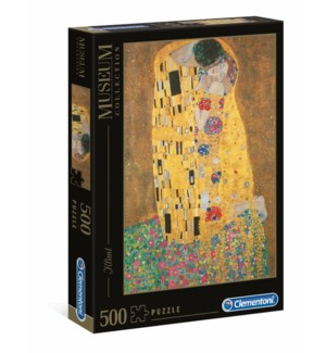 500PC MUSEUM - KLMIT - THE KISS (2) ML