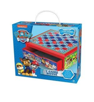 PAW PATROL GAME HOUSE (2) *SD*