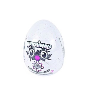 HATCHIMALS EGG PUZZLE (4) BL *SD*