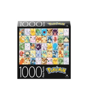 LICENSED 1000PC PUZZLE (3) *SD*