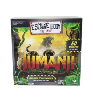 JUMANJI  ESCAPE ROOM GAME (2)
