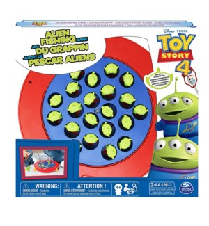 TOY STORY 4 ALIEN FISHING GAME  (4) BL