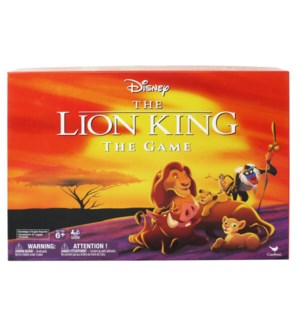LION KING GAME (4) BL