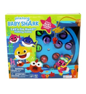 BABY SHARK FISHING GAME (6) *JUNE 2019*