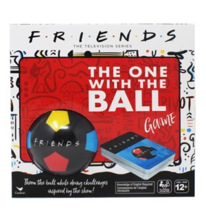FRIENDS: THE ONE WITH THE BALL (2) BL *F19*